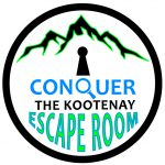 Conquer the Escape Room logo - HLF Images