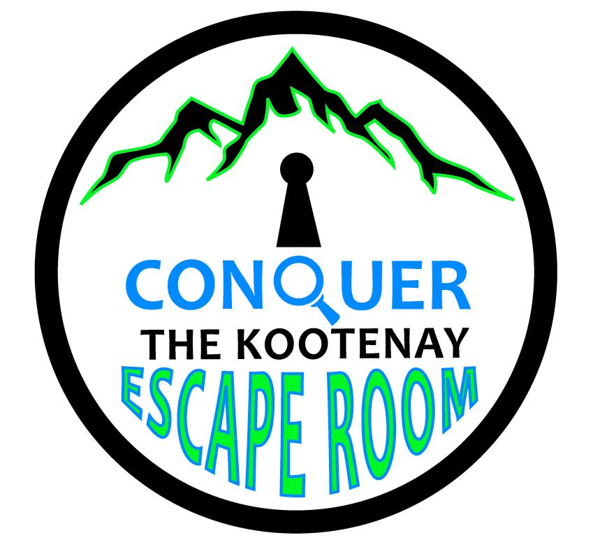 Conquer the Escape Room logo - HLF Images
