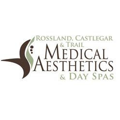 Rossland Castelgar Trail Medicall Aesthetics logo - HLF Images