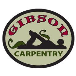 Gibson Carpentry logo - HLF Images