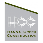 Hanna Creek Construction logo - HLF Images