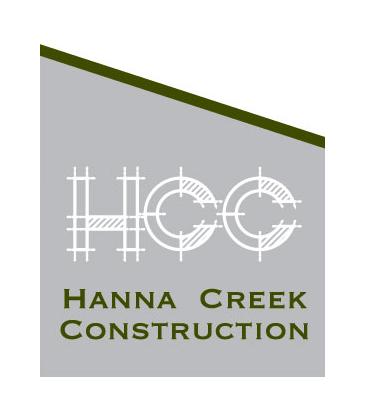 Hanna Creek Construction logo - HLF Images