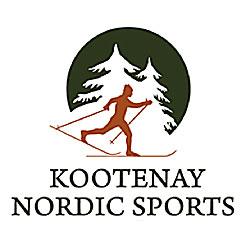 Kootenay Nordic Sorts logo - HLF Images
