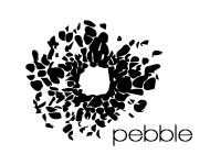 Pebble Design Inc. logo - HLF Images