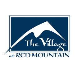 The Village at Red Mountain logo - HLF Images