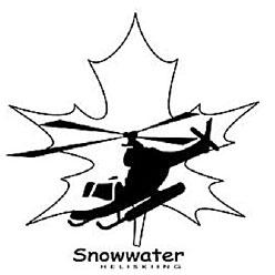 Snowwater Heliskiing logo - HLF Images