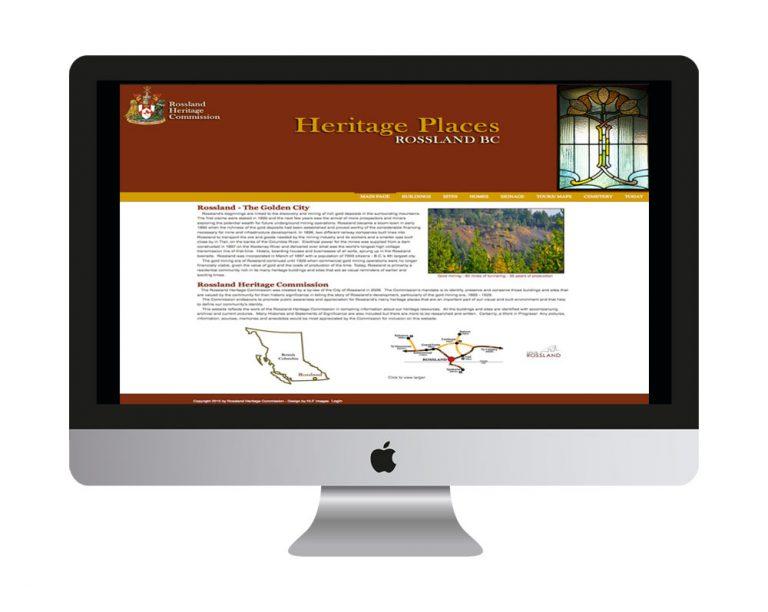 Heritage Rossland