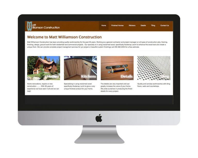Matt Williamson Construction