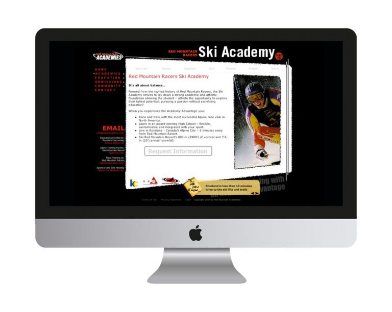 Red Mountain Ski Academy - HLF Images